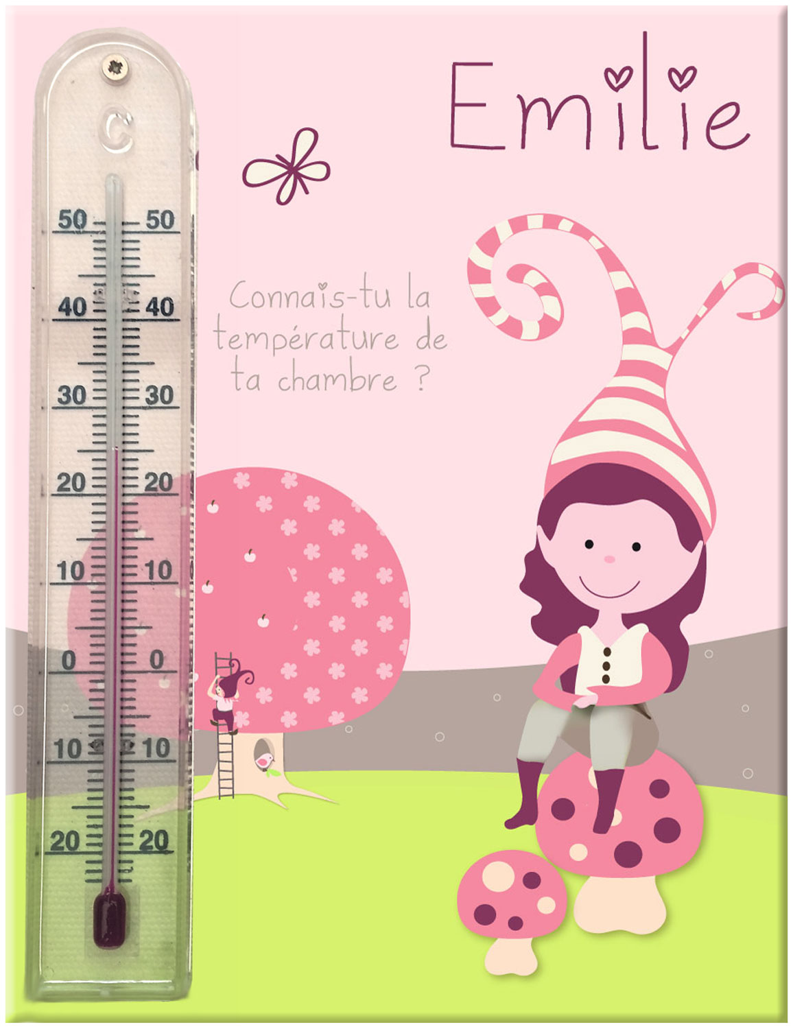 Chambre b b temp rature for Temperature ideale chambre enfant