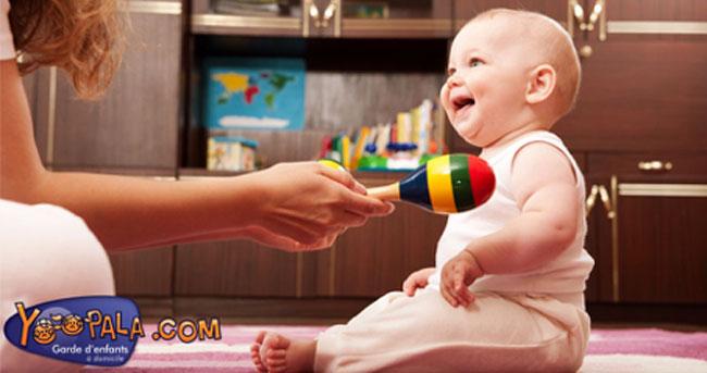 Yoopala garde d'enfants à domicile