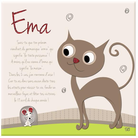 Collection chats & souris pour fille