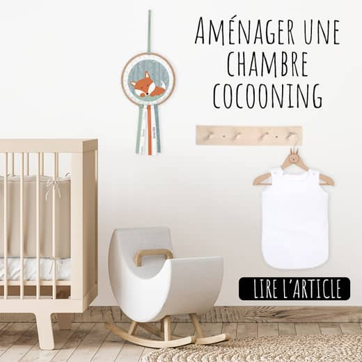 Comment aménager une chambre cocooning
