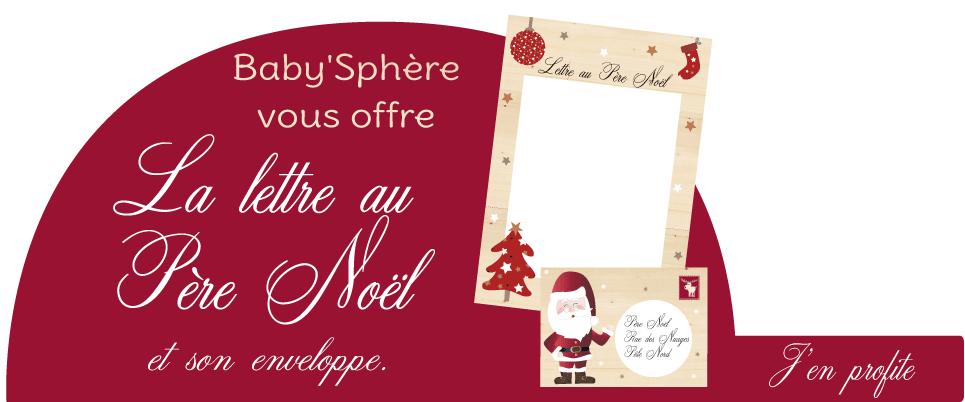 On vous offre la lettre au Père Noël