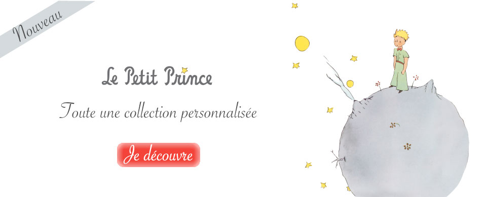 Nouvelle collection Le Petit prince à découvrir