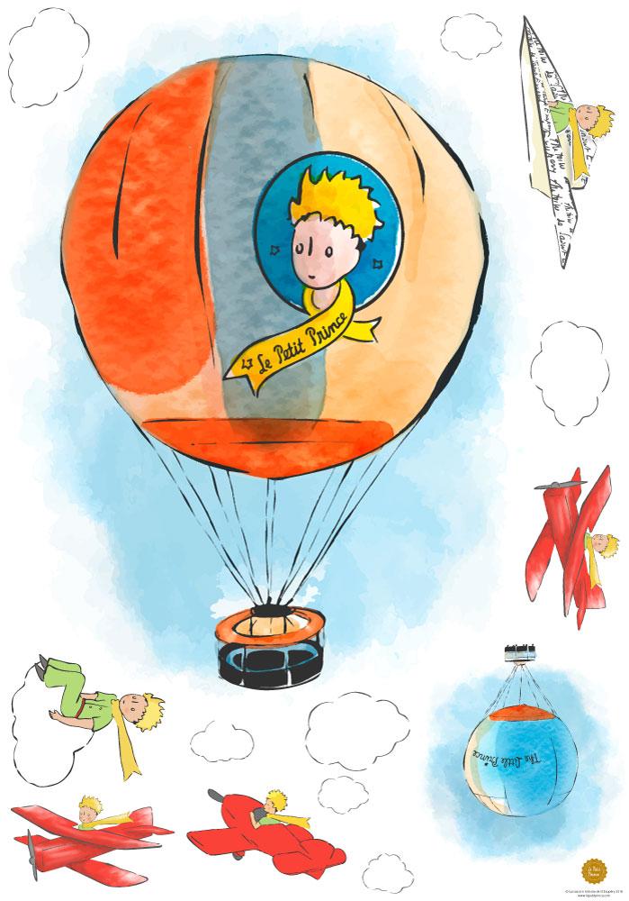 De nouveaux stickers Le Petit Prince