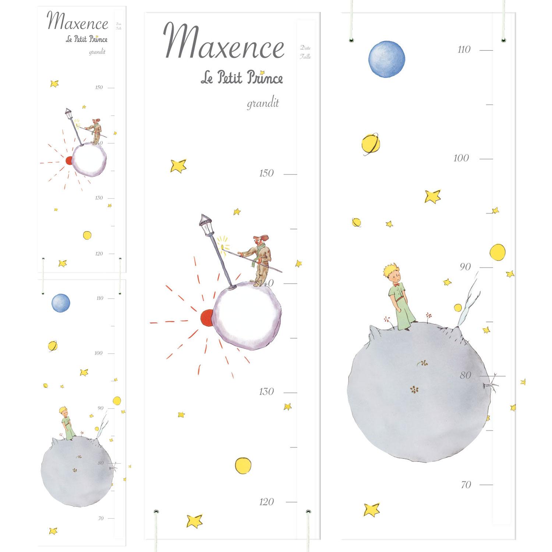 Toise Le Petit prince personnalisée au prénom de votre ...